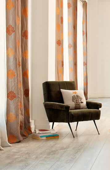 Which curtain/voile curtain heading should I choose?