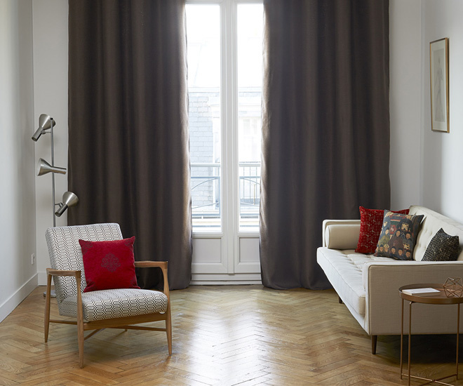 Why line your curtains?