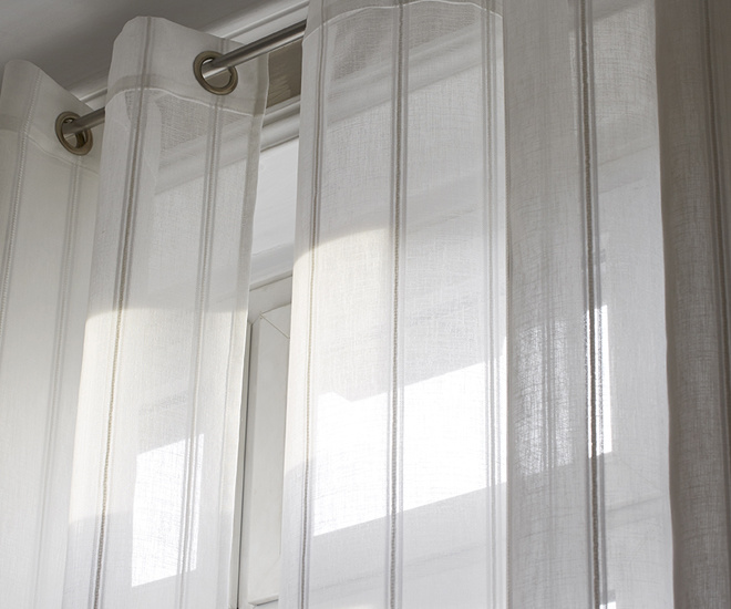 All curtain rods styles !