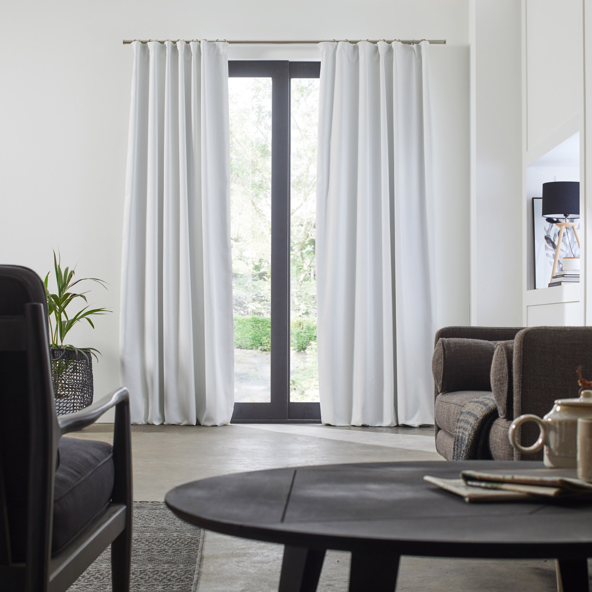 solar design one plain fabrics pin this sheer wave curtain from our curtains is in premium pole