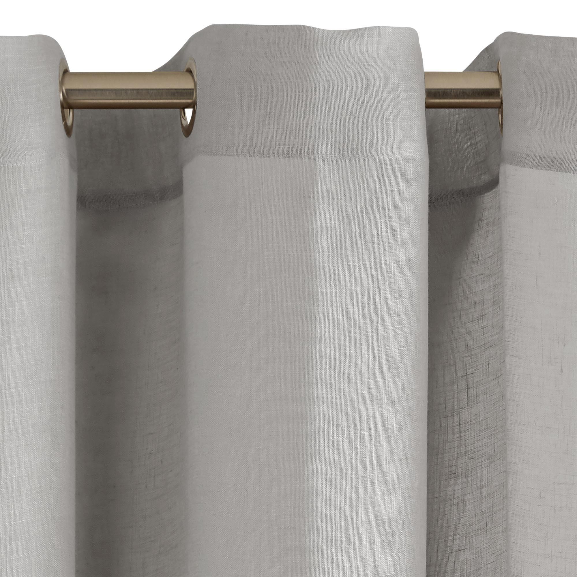 settings and functions white curtains linen decor affordable blackout home grey modern