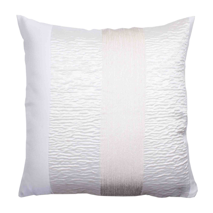 Pillow cover Bellagio white