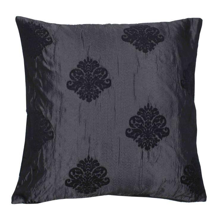 Pillow cover Duomo black
