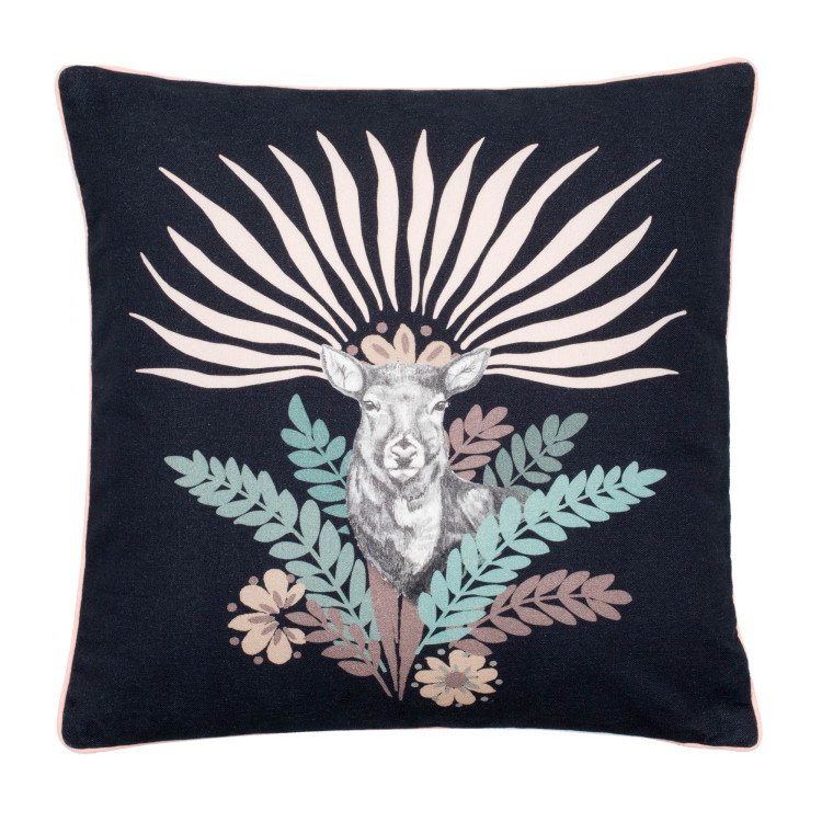 Pillow cover Fawn black