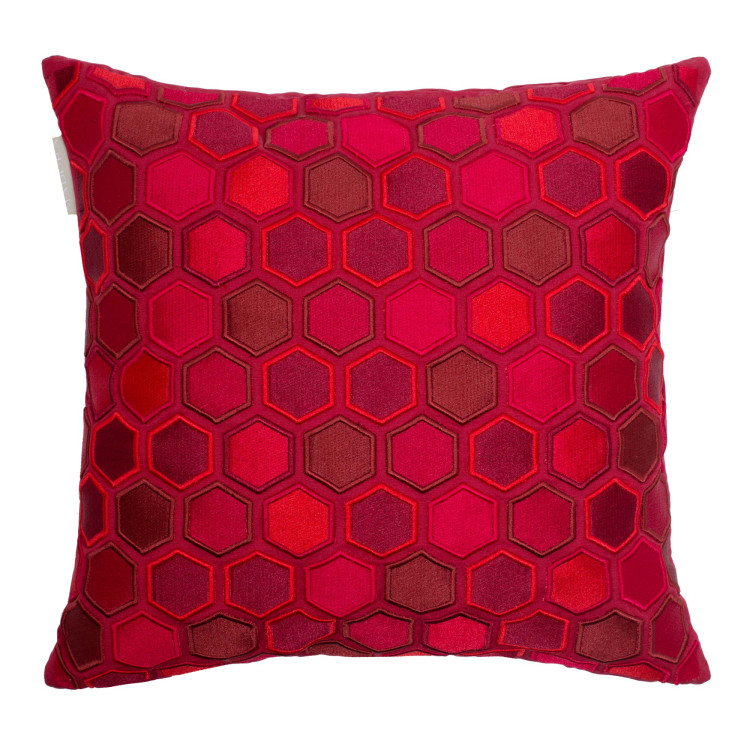 Pillow cover Honey red