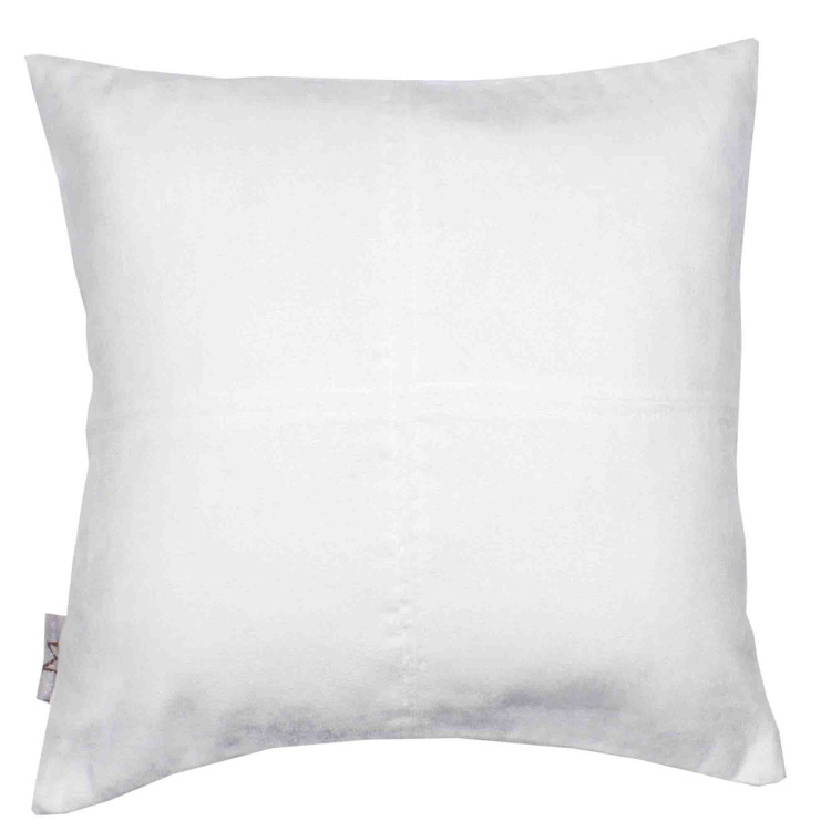 Pillow Cover Montana White Square Pillows Madura