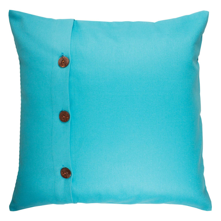 Pillow cover Pampa blue