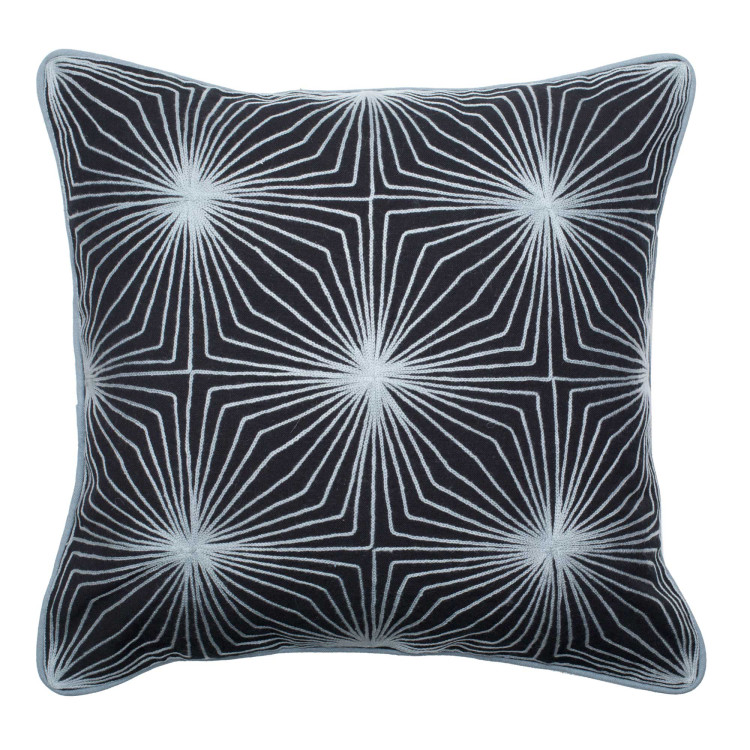 Pillow cover Paradoxe black