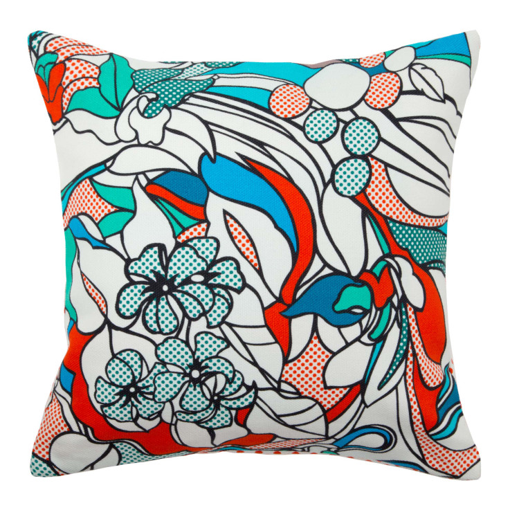 Pillow cover Roy blue