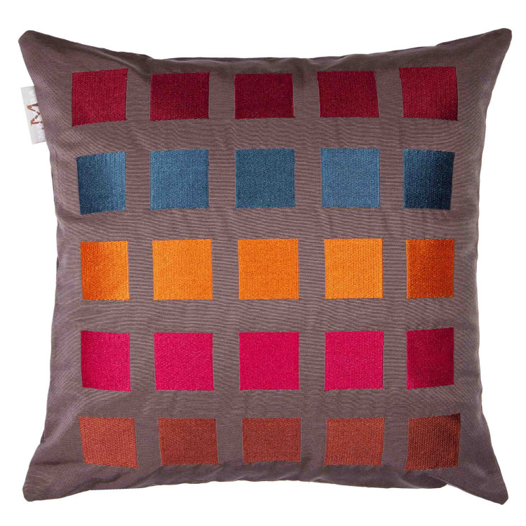 Pillow cover Square natural