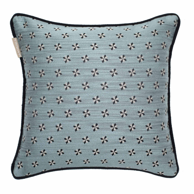 Pillow cover Windmill blue