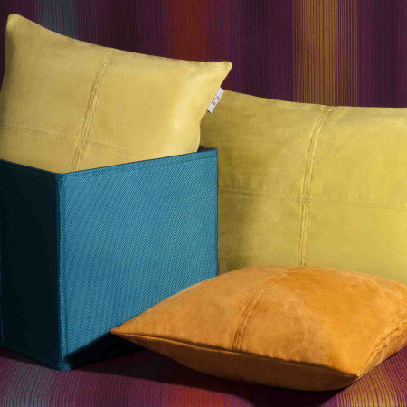 Pillow cover Montana yellow