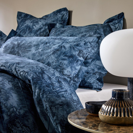 Duvet cover Kali blue