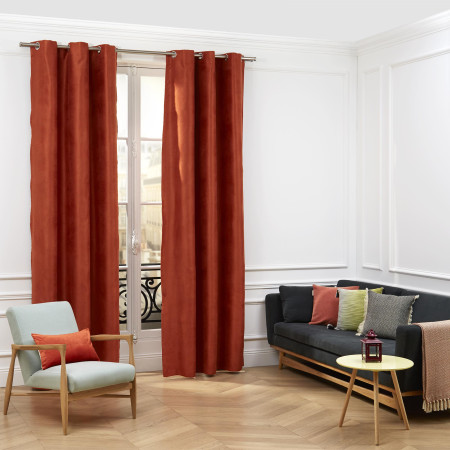 Curtain Montana orange