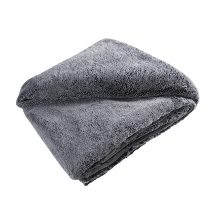 Throw Samara grey