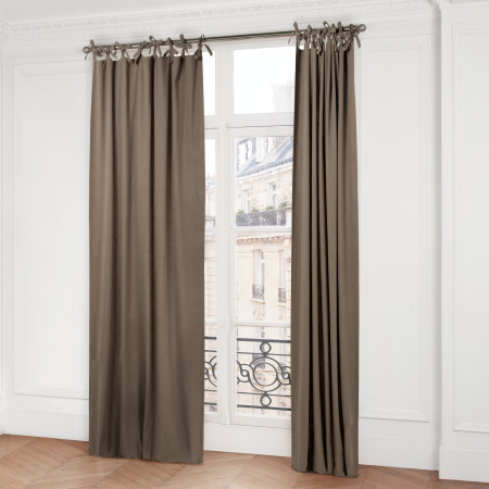 Curtain Amish beige