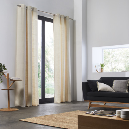 Curtain Aubin beige