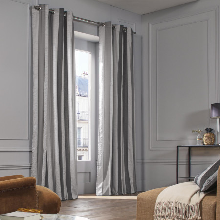 Curtain Bellagio grey