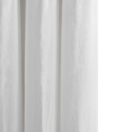 Curtain Carlina white