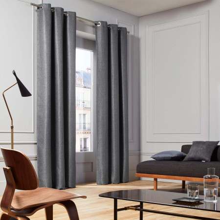 Curtain Coconut grey