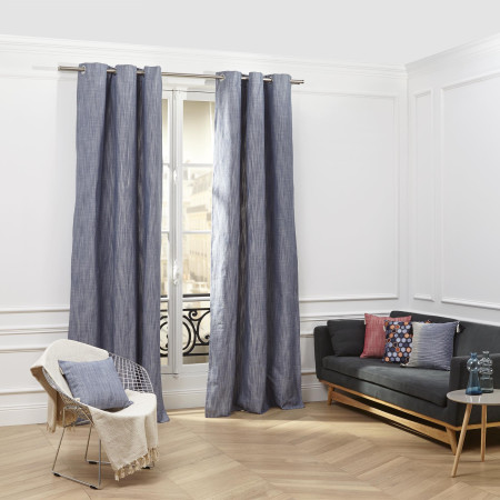 Curtain Harmony blue