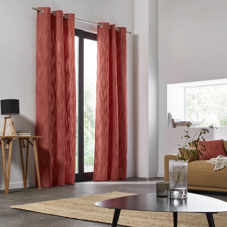 Curtain Harmony orange
