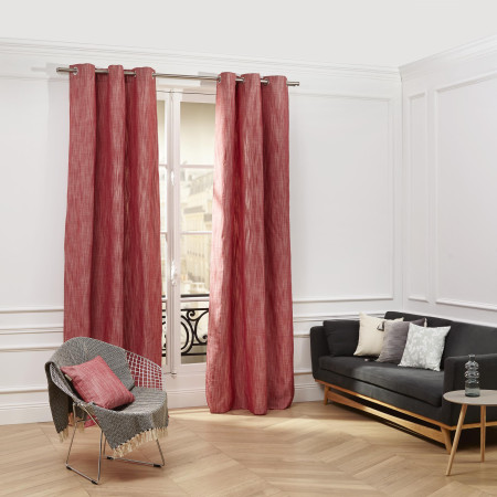 Curtain Harmony red