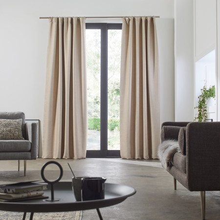 Curtain Lina natural