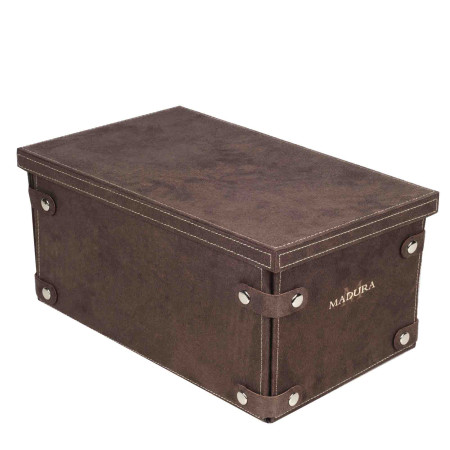 Storage box Montana brown