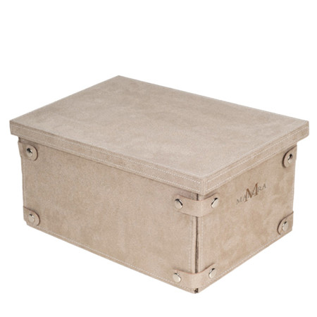 Storage box Montana natural