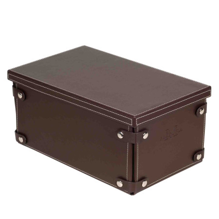 Storage box Winston brown