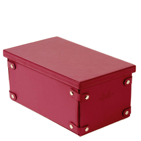 Storage box Winston red