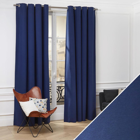 Curtain Cordoba blue