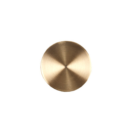 Cylindrical finial Alma gold