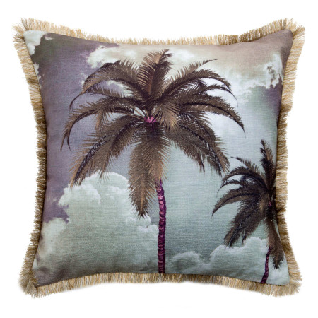 Pillow cover 2tropical mist 2 green