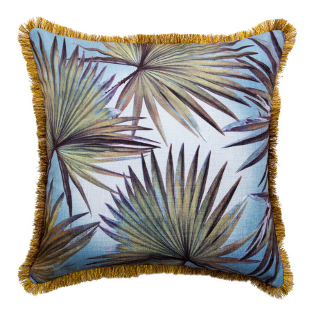 Pillow cover 3tropical mist 3 green