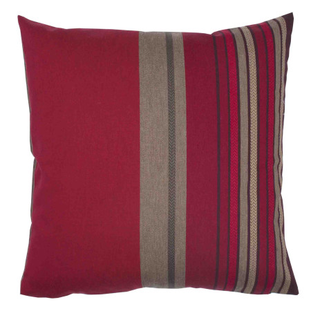 Pillow cover Acapulco red
