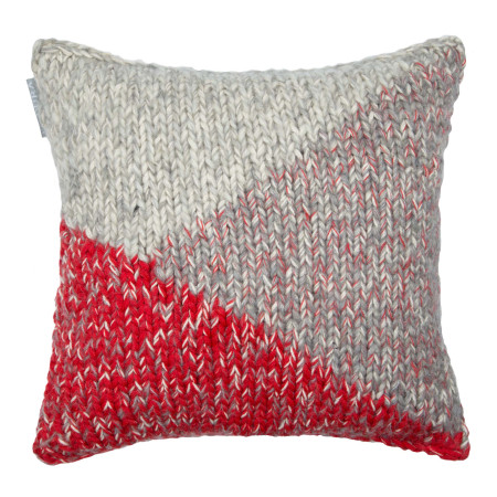 Pillow cover Arctik2 grey