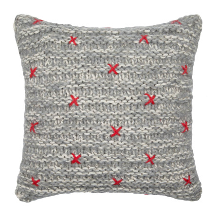 Pillow cover Arctik grey