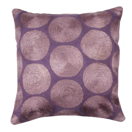 Pillow cover Aurea purple
