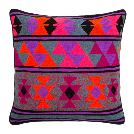 Pillow cover Ayahuasca purple