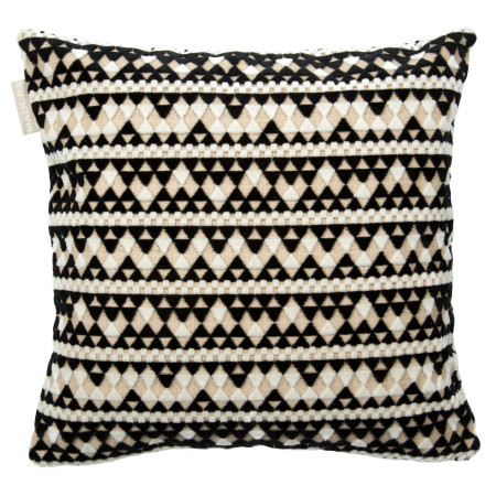 Pillow cover Backgammon black