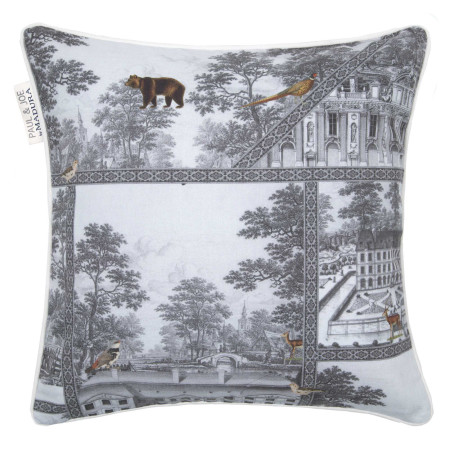Pillow cover Bellecour white
