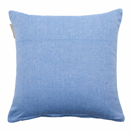 Pillow cover Campana blue