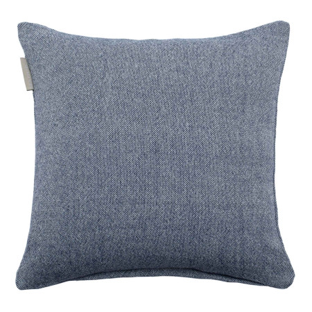 Pillow cover Chambray blue