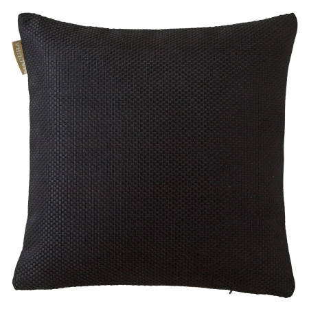 Pillow cover Coconut black