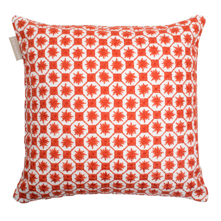 Pillow cover Coimbra orange