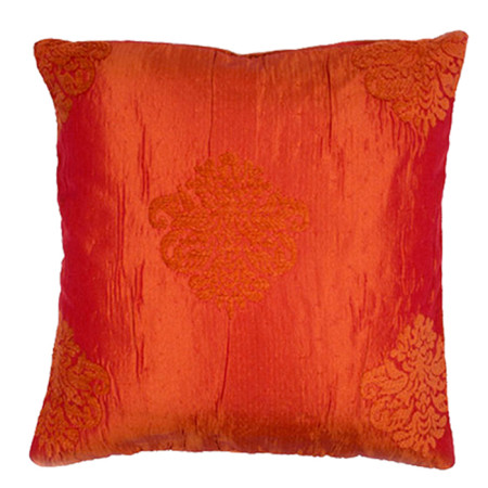 Pillow cover Duomo red