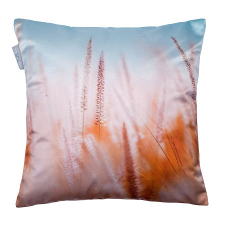 Pillow cover Fields blue