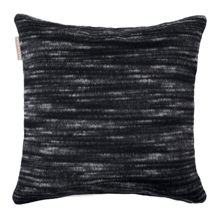 Pillow cover Fossiles black